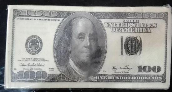 دستمال پول 2000 فروش