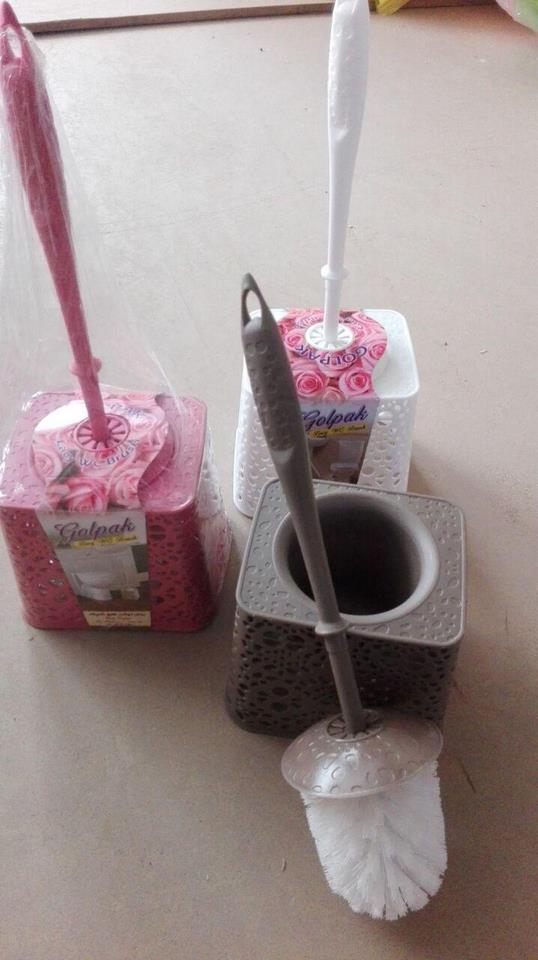 توالت شور گل پاک  - اجناس لوکس