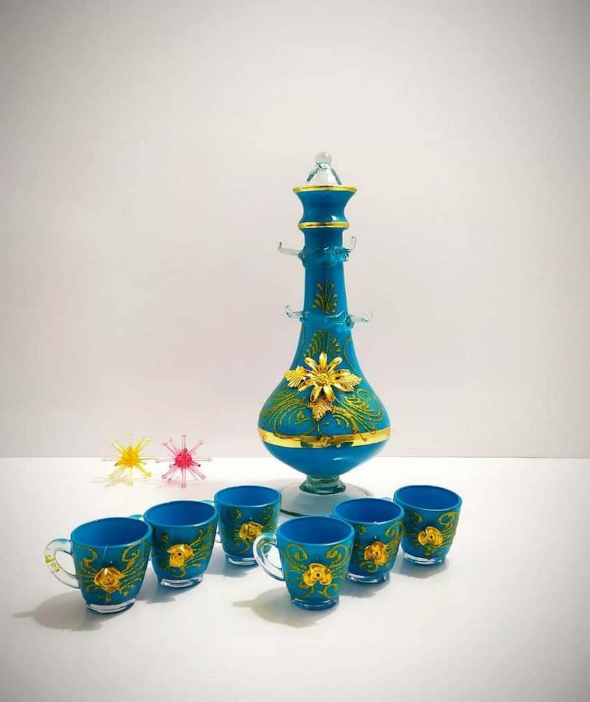 حراجی اجناس لوکس دکوری - پلاستیک عزیزی شیراز
