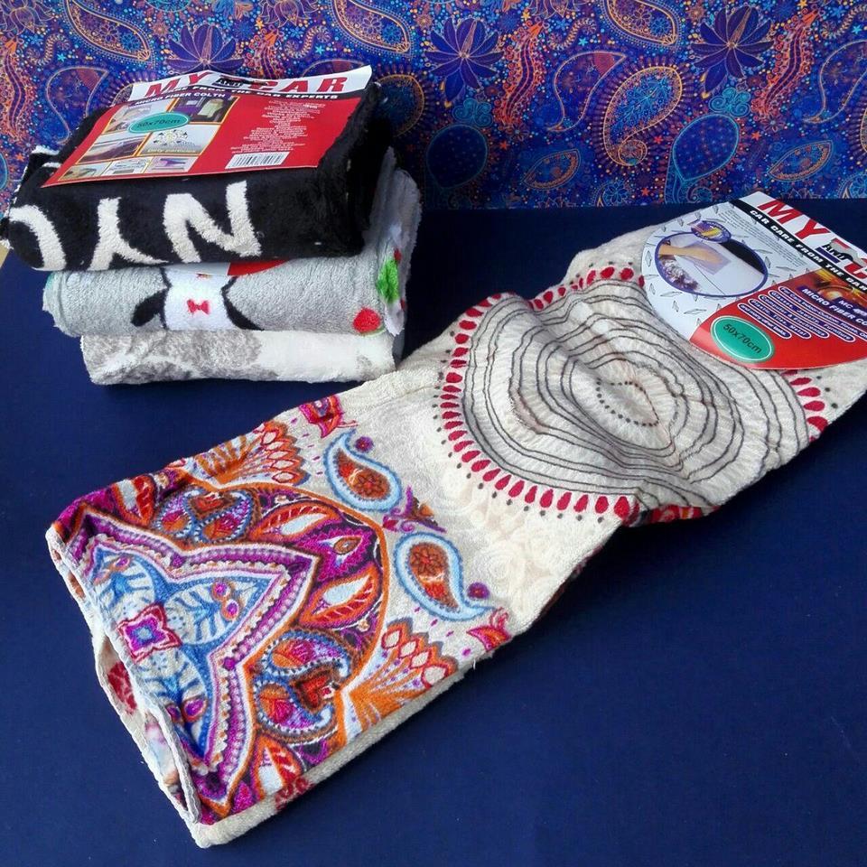 دستمال پتویی تکی 2000 فروش