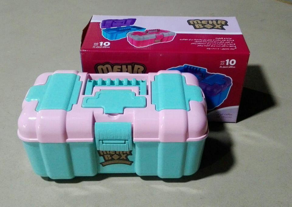 جعبه ابزار همه کاره مهر باکس  - اجناس لوکس
