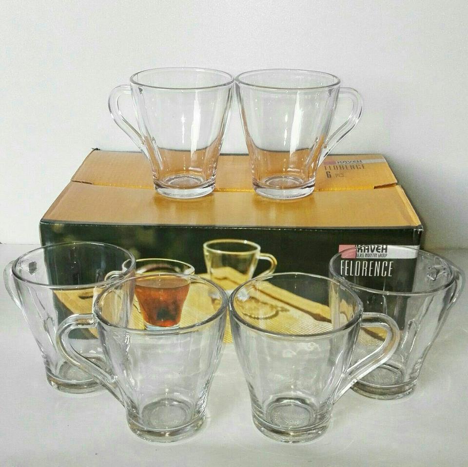 لیوان فلورانس کادویی  5000 فروش