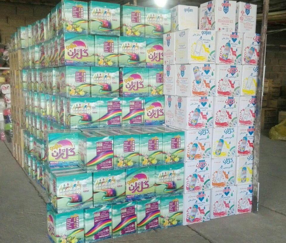 مایع ظرفشویی 2000 فروش